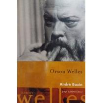 Livro Orson Welles - Frete Grátis