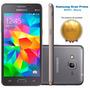 Celular Samsung Galaxy Gran Prime Duos G530h Cinza 8gb
