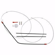 Kit Reparo Maquina Vidro Eletrico - Golf Gl Até 98 Dianteiro