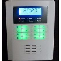 Alarme Residencial C/ Sensores.s/ Fio Com Disc. Gsm Quad.