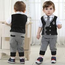 Conjunto Terninho Escolar De Bebê Importado. Pronta Entrega