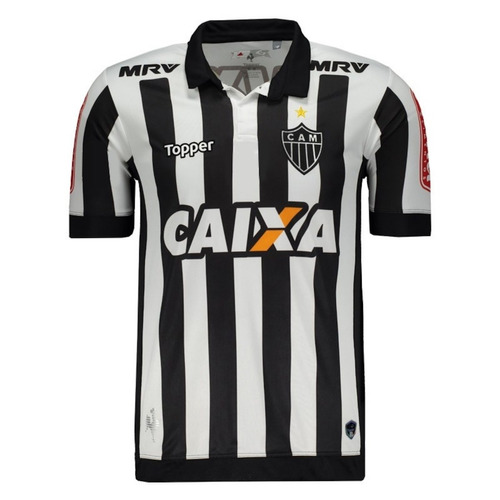 ce4490c73d Camisa Atletico Topper Masculina 2017 - N10 -lojas Pires