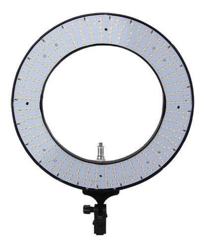 Luz Contínua Tipo Aro Led Easy Ring 18  Branca-quente/branca-fria 110v/220v