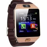 Relógio Celular Bluetooth Camera Android Usb Sd Dz09