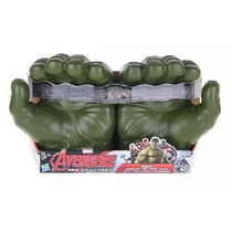 Par De Luvas Infantil Do Incrível Hulk Avengers