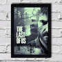 Poster Com Moldura The Last Of Us - P1