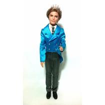 Princípe Ken Do Filme Barbie Pop Star Original