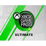 Assinatura Game Pass Ultimate 12 Meses  Código 25 Dígitos