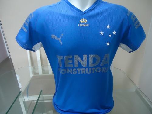 Camisa Do Cruzeiro Puma  Tenda 2007 - (408) 14f7b0eec2da6