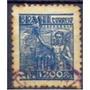 Selo Brasil,selo Netinha,1200r 1942,usado.ver Descr.