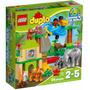 Lego Duplo 10804 Selva Com Plantas E Animais Da Floresta