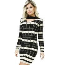 a337b88be55d Busca vestiidos de trico com os melhores preços do Brasil ...