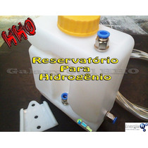 Borbulhador Kit De Hidrogênio (hho) Reservatório 1,2 Litros