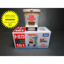 Nissin Lamen Cup Noodle Movel Abre A Tampa Exclusivo Tomica