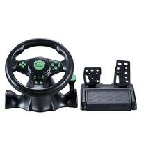 Volante Racer 4 Em 1 Para Xbox 360 Ps2 Ps3 E Pc