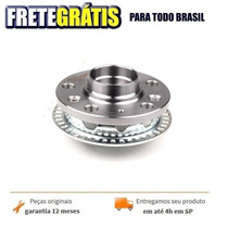 Cubo Roda Dianteira Vw Golf 2.0 8v 2007-2008 Original