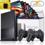Video Game Playstation 2 Desbloqueado Completo Mercado Livre