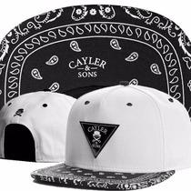 20 Estilos Aba Reta Cayler Sons Snapback