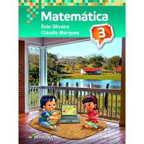 Matemática - Ênio Silveira - 3 Ano - Livro + Cad.ativ - Novo