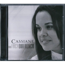 Cd Cassiane - Faça Diferença [mk Music]