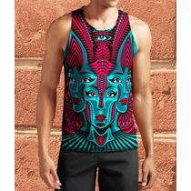 Regata Camisa Tattoo Tatuagem Lsd Arte Psicodelico 865 à venda em ... 123bc74c61c2f