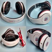 Headphone Beats Studio Branco Dr. Dre Monster Frete Grátis