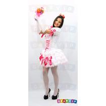 Vestido Noiva Caipira Festa Junina Junino Plus Size 48 Ao 54