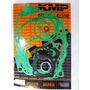 Kit Junta Motor Completo Kmp Honda Cbx200 Strada Nx/xr/ 200