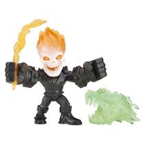 Motoqueiro Fantasma - Marvel Super Hero Mashers Micro Hasbro