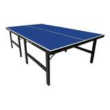 Mesa De Ping Pong Klopf 1002 Azul