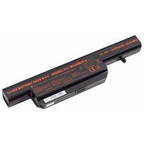 Bateria Notebook Itautec Infoway W7730 Original W340bat6