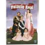 Dvd Palácio Real - Lambert Wilson - Novo***