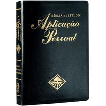 Bíblia De Estudo De Aplicação Pessoal Grande Capa Luxo