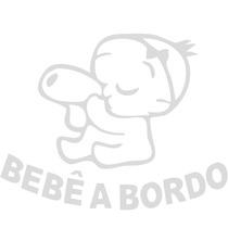 Adesivo - Bebê A Bordo-branco