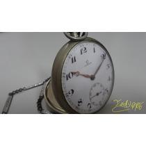 Relógio Bolso Omega (120 Anos)