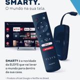 Smarty Da Elsys - Novo Chromecast