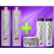 Cabelos Liso Natural Beleza E Saúde Produto P/ Progressiva
