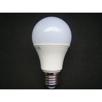10 Lâmpada Bulbo Super Led 10w E27 Branco Frio 806 Lumens