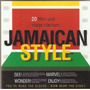Cd Jamaican Style - 20 Film And Stage Classics / Importado -