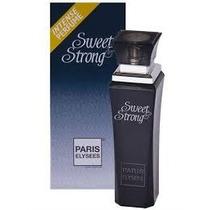 Perfume Frances Sweet Strong Feminino 100ml - Leilão
