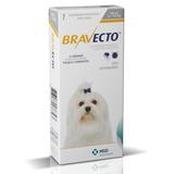 Antipulga Carrapato Bravecto 112,5mg Cães De 2 Kg A 4,5 Kg