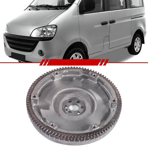 Volante Do Motor Effa Pickup Van 2012 2011 2010 2009 1.0