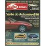 Quatro Rodas 435 Salão Automóvel 1996 Audi A3 Palio Weekend
