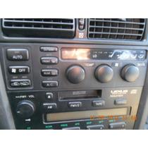 Comando Ar Condicionado Toyota Lexus Gs 300 93(s/acessorios)