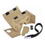 Atacado 10 Oculos Vr 3d Realidade Virtual Google Cardboard