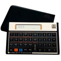 Calculadora Financeira Hp 12c Gold Original Lacrada Hp12c