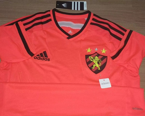 519fb5c52 Camisa Do Sport Recife Original adidas Infantil