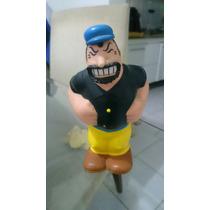 Brinquedo Antigo Boneco Brutus Estrela Anos 80