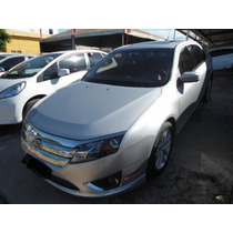 Ford Fusion 2.5 Sel 16v Gasolina 4p Automático 2011/2011