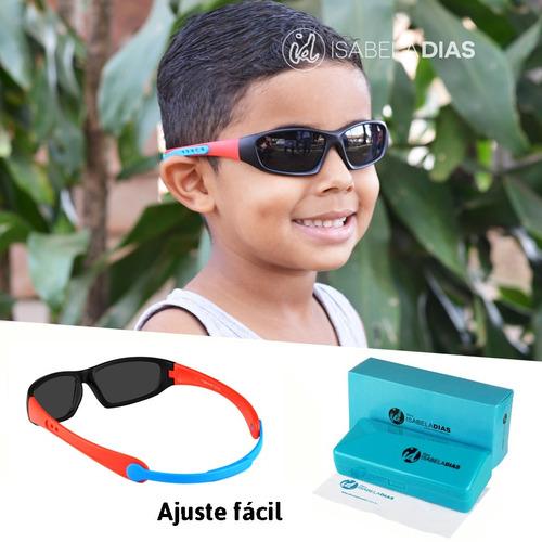 Armação Óculos Grau Infantil Elástico Flexível Silicone 239. R  79.49 2e56959769